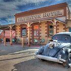 Historic Silverton by Adrian Paul