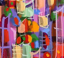City Slice by Adam Bogusz