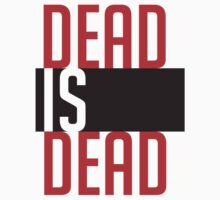 Torchwood - Dead is dead by movieshirt4you