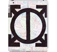 ORBIS EPSILON 30 Seconds to Mars iPad Case/Skin