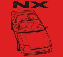 Nissan Pulsar NX Action Shot Kids Clothes