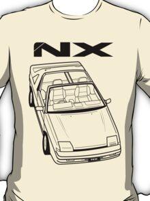 Nissan Pulsar NX Action Shot T-Shirt