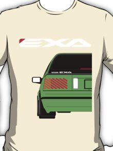 Nissan Exa Sportback - Greeb T-Shirt
