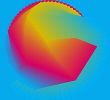 Rainbow Spiral by Monique Cutajar