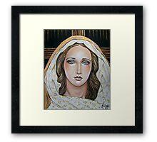 Behold Your Mother Framed Print