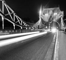 Photo 3, Tower Bridge Series by elfern