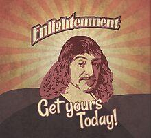 Rene Descartes by TICS