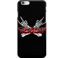 Maximum the hormone iPhone Case/Skin