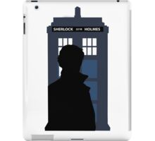 Time and Relative Dimensions in Baker Street iPad Case/Skin