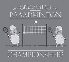 The Championsheeps by Teo Zirinis