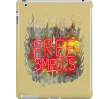 FREE SMELLS !!! iPad Case/Skin