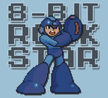Megaman - 8-Bit Rockstar (Alternate) by CheatCode
