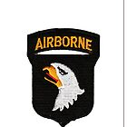101st Airborne - Cell Phone Case - T-Shirt - Tote Bag - Pillow... by Buckwhite