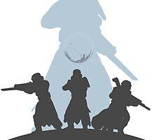 Destiny's Guardians by Shaun Traynor