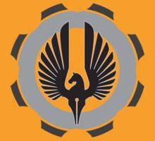 DarkHorse Design Logo Slate by DarkHorseDesign