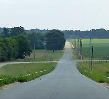 At The Crossroads. by WildestArt