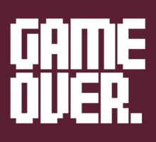 Game Over by CheatCode