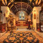 St Peris Church by Darren Wilkes