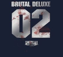 Speedball 2 - Brutal Deluxe Jersey - Steel and Blood by CheatCode