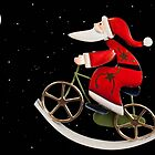 Santa Bike by Georden