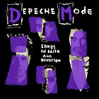 Depeche Mode : Paint of Song Of Faith and Devotion cover by Luc Lambert