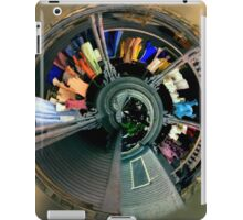 Circular Washline Squared iPad Case/Skin