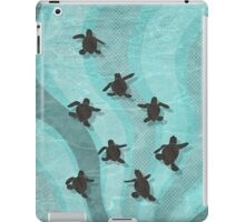 Loggerhead Sea Turtle Hatchlings iPad Case/Skin
