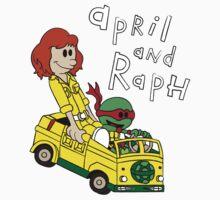 April and Raph Kids Clothes