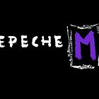 Depeche Mode : Font from SOFAD 1993 by Luc Lambert
