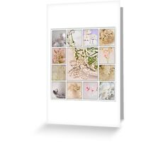 Photo Collage By Sandra Foster  Greeting Card
