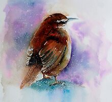 """Winter Wren"" by IsabelSalvador"