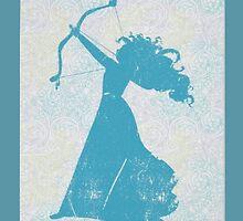 Merida - Change Your Fate by PagingDrLockart