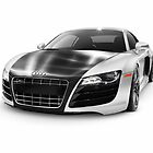 Audi Quattro R8 Turbo sports car art photo print by ArtNudePhotos