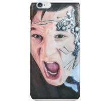 Mister Clever iPhone Case/Skin