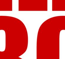 Colin Kaepernick - RED 80 Sticker
