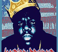 Notorious B.I.G. [American Dreamer] - Cloud Nine by Sean Irvin