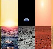 Earthrise by XZiL