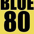 Blue 80 -- Saints - Drew Brees by MOHAWK99