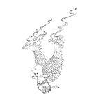 SINGED WINGS (Tattoo) by leethompson