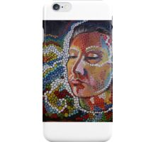 Mosaic Woman - Trippy iPhone Case/Skin