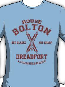 Team Bolton (Red) T-Shirt