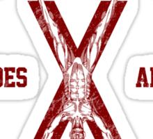 Team Bolton (Red) Sticker