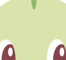 Chikorita Ball Sticker