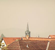 The Village Church by rose-etiennette
