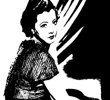 Sylvia Sidney Is Vintage Pretty by Museenglish