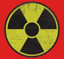 Dirty Radioactive Sign by GregWR