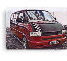 T4 Canvas Print