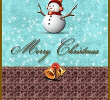merry christmas by studenna