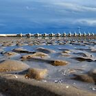 Storm surge barrier by Adri  Padmos