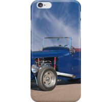 1930 Ford 'Hot Rod' Roadster iPhone Case/Skin